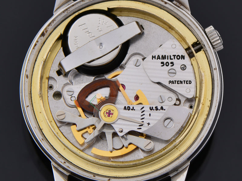 Hamilton Electric Regulus II 505 Electric Watch Movement