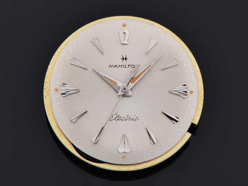 Hamilton Electric Regulus II Watch Dial