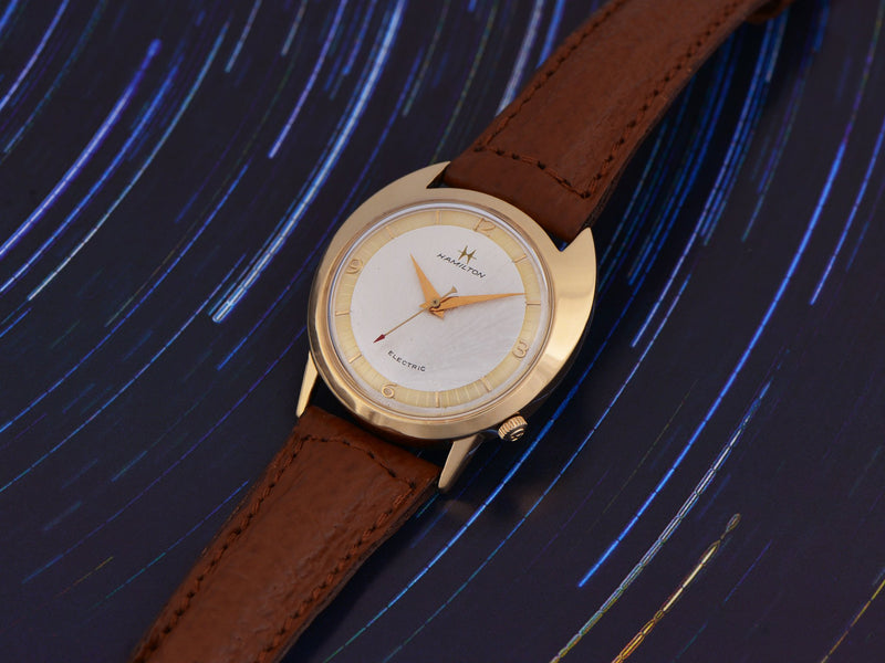 Hamilton Electric Saturn Watch