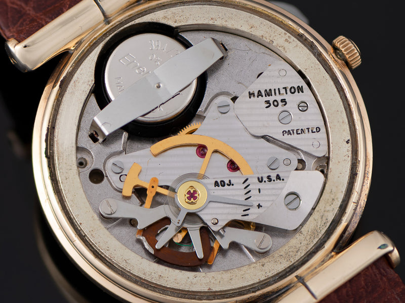 Hamilton Electric Sea-Lectric I 505 Electric Watch Movement