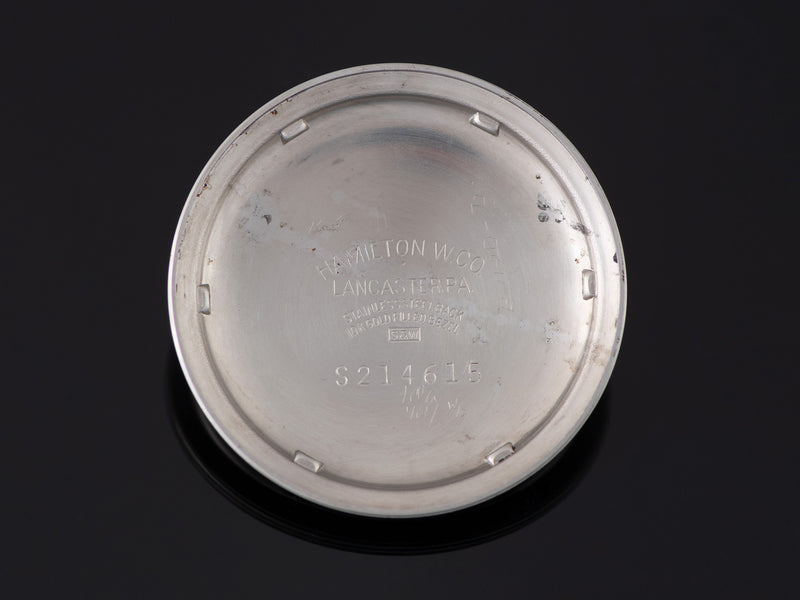 Hamilton Electric Sea-Lectric I Inner Watch Case Back