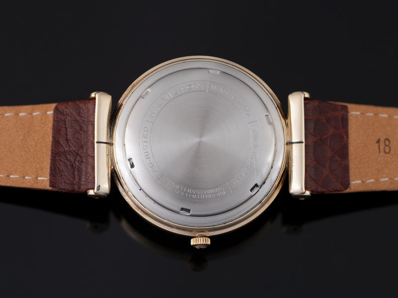 Hamilton Electric Sea-Lectric I Watch Case Back