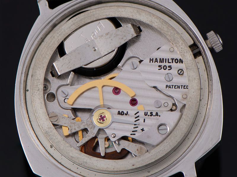 Hamilton Electric Sea-Lectric II 505 Electric Watch Movement