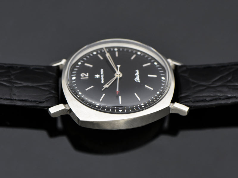 Hamilton Electric Sea-Lectric II Custom Black Dial Watch