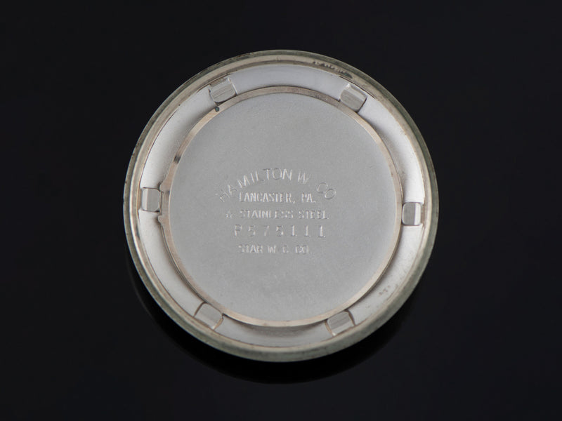 Hamilton Electric Sea-Lectric II Inner Watch Case Back