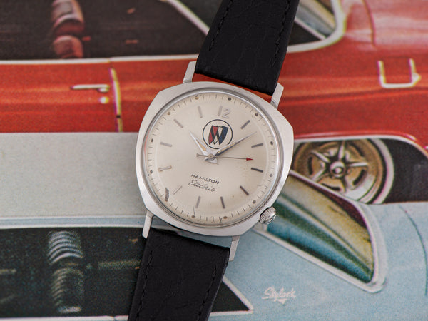 Hamilton Electric Sea-Lectric IIB Buick Award Watch