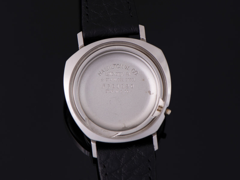 Hamilton Electric Sea-Lectric IIB Inner Watch Case Back