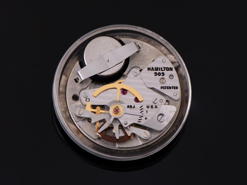 Hamilton Electric Sea-Lectric IIB 505 Electric Watch Movement