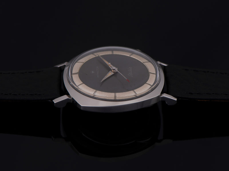 Hamilton Electric Sea-Lectric IIB Gray Dial Watch