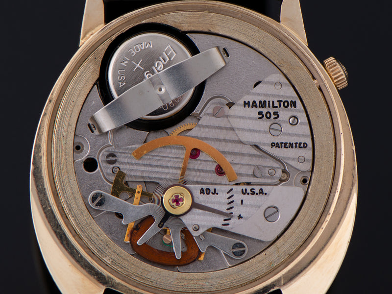 Hamilton Electric Spectra Watch 505 Electric Watch Movement