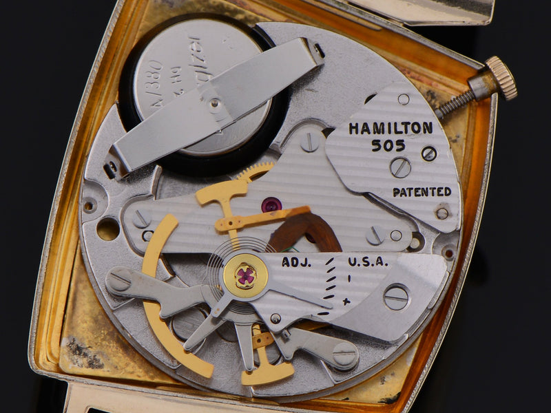 Hamilton Electric Vega 505 Electric Movement
