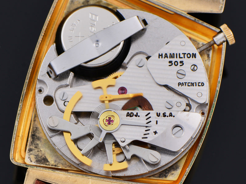 Hamilton Electric Vega 505 Electric Watch Movement