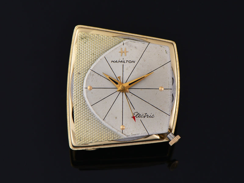 Hamilton Electric Vega Watch Dial