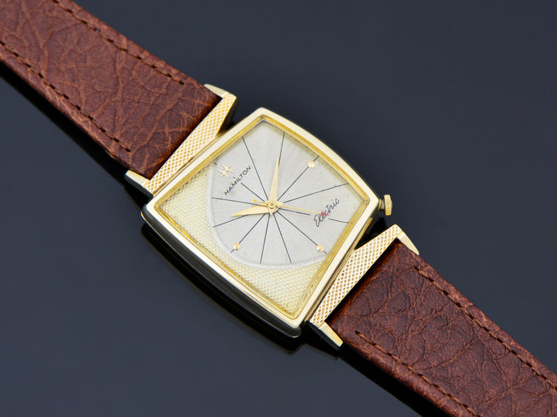 Hamilton Electric Vega Watch Original Dial