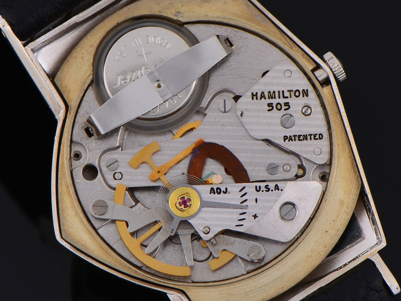 Hamilton Electric 505 Electric Watch Movement