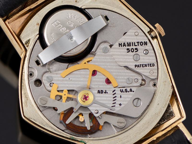 Hamilton Electric Ventura 505 Electric Watch Movement