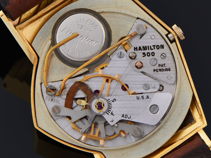 Hamilton Electric 500 Watch Movement