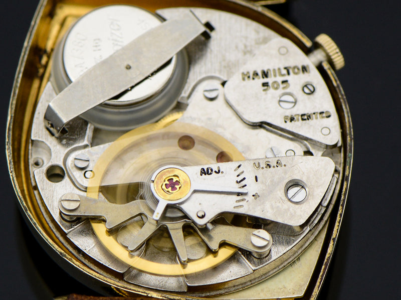 Hamilton Electric Victor II Watch 505 Electric Movement | Vintage