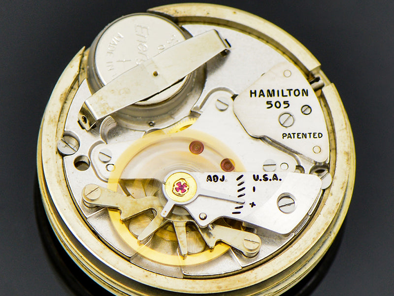 Hamilton Electric 505 Watch Movement | Vintage