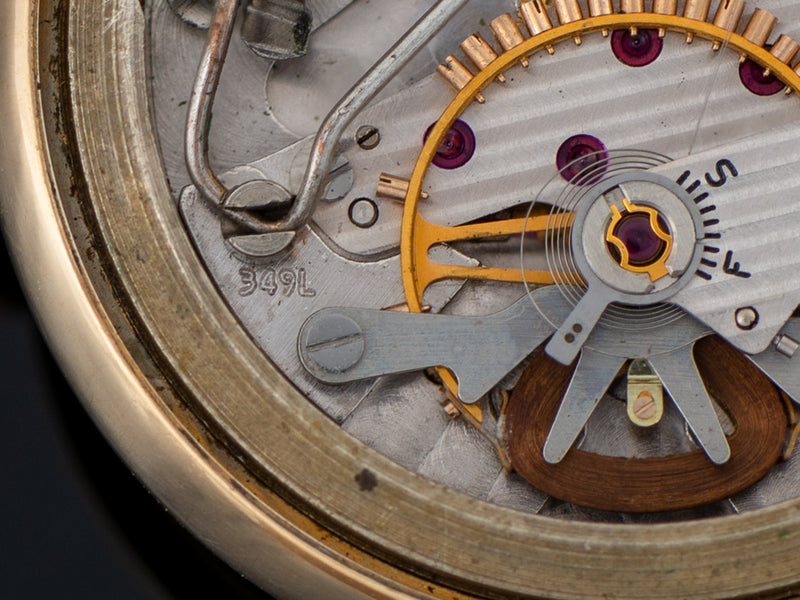 Hamilton Electric Wear Test PROTOTYPE 500 Watch Movement Serial Number