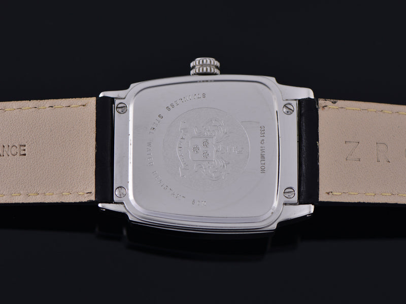 Hamilton Everest Reissue Stainless Steel Watch Case Back