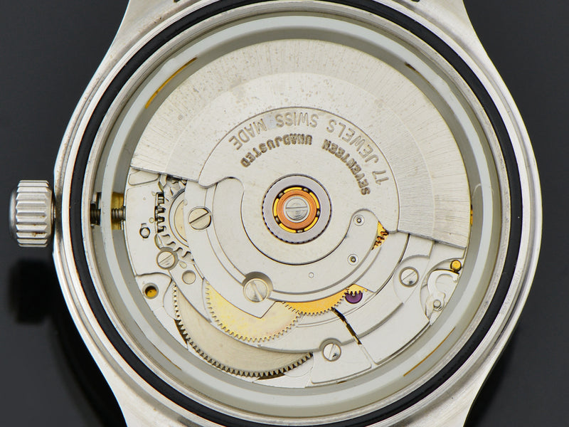 Hamilton 9721 L.L. Bean RAF Automatic With Date Ca. 1991 Watch Movement