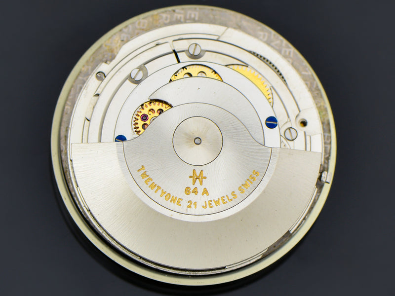 Hamilton Odyssee Watch First Generation 64A Movement