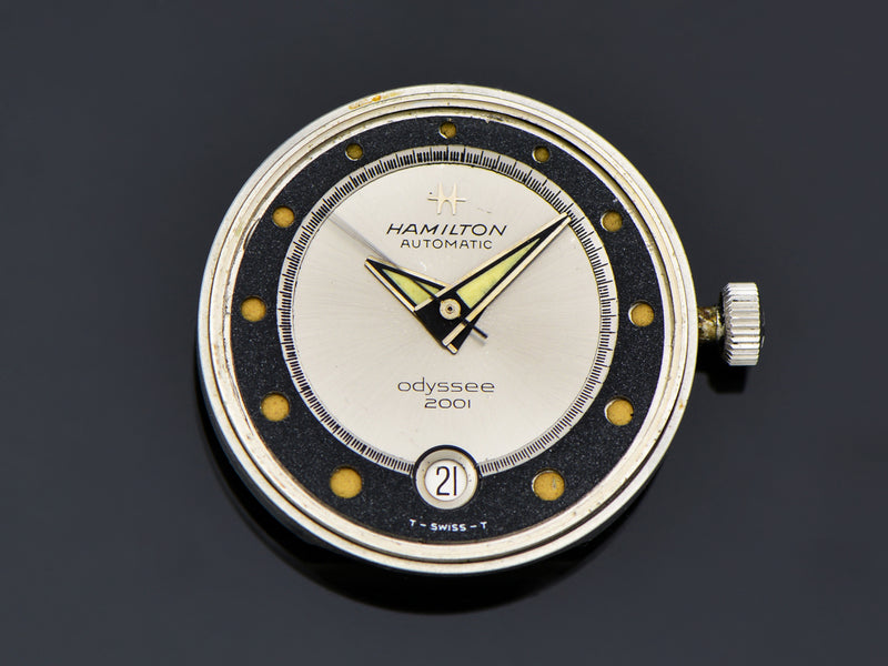 Hamilton Odyssee Watch First Generation Dial