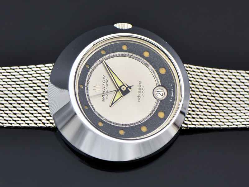 Hamilton Odyssee With Original Bracelet Watch First Generation