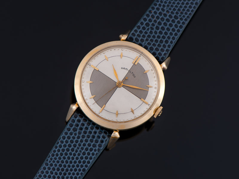 Hamilton Rodney 10K Gold Filled Watch