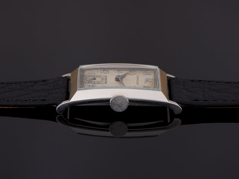 Hamilton Rutledge Platinum Watch
