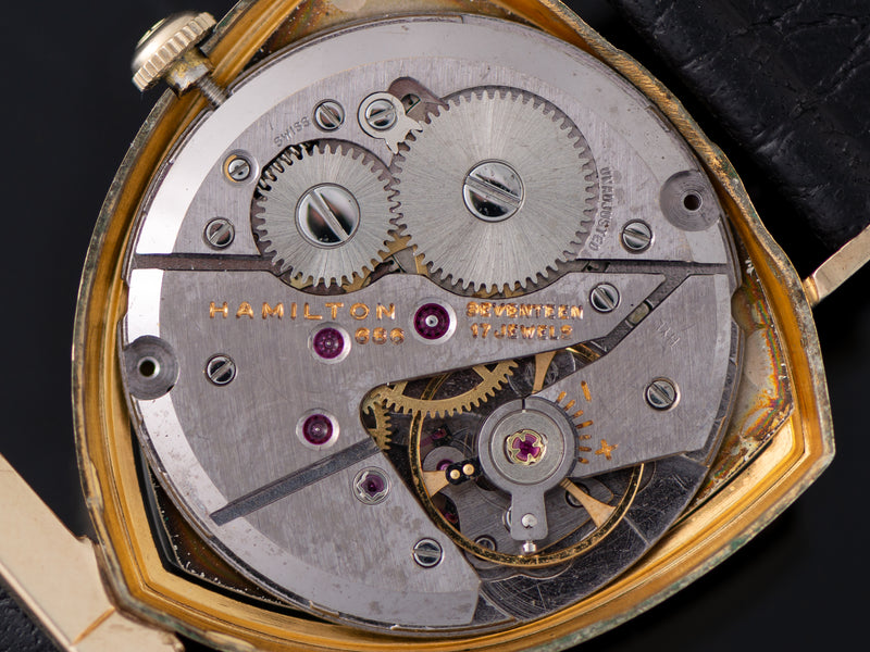 Hamilton Thor II Asymmetric Watch 686 Mechanical Movement
