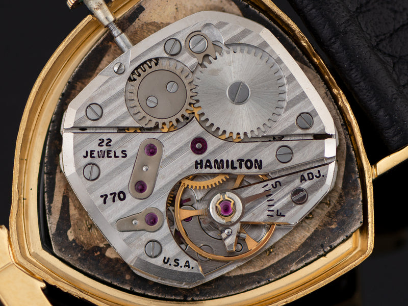 Hamilton Thor Manual Wind 770 Watch Movement