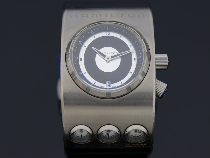 Hamilton X-01 Odyssey Watch With Band