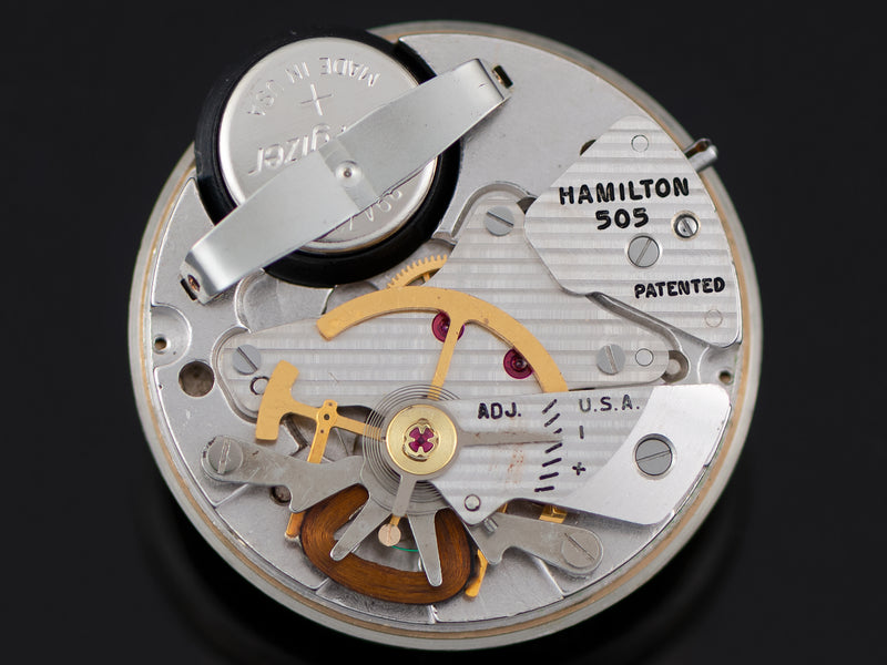 Hamilton Electric Savitar II 505 Electric Watch Movement