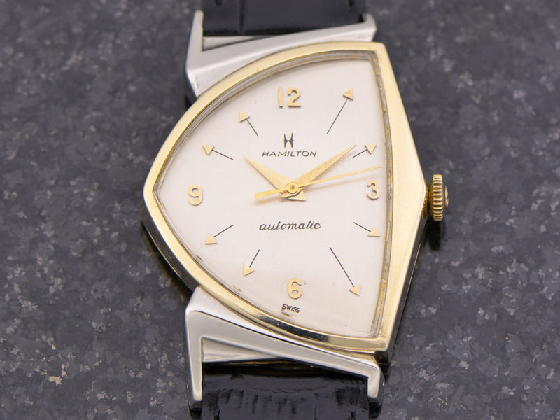 Hamilton 100% Authentic Pacermatic Watch