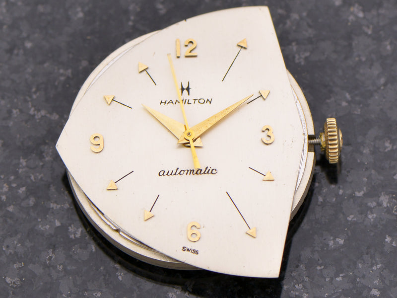 Hamilton 100% Authentic Pacermatic Watch Dial