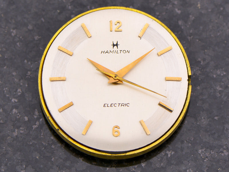 Hamilton Electric 14K Summit Vintage Watch Dial