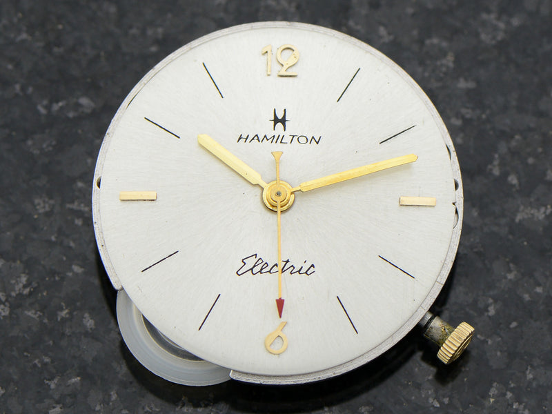 Hamilton Electric 14K Yellow Gold Savitar