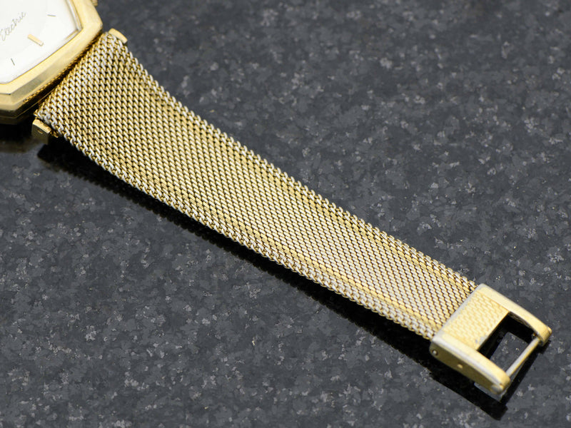 "Original ""H"" marked Hamilton Electric Altair Mesh Bracelet"