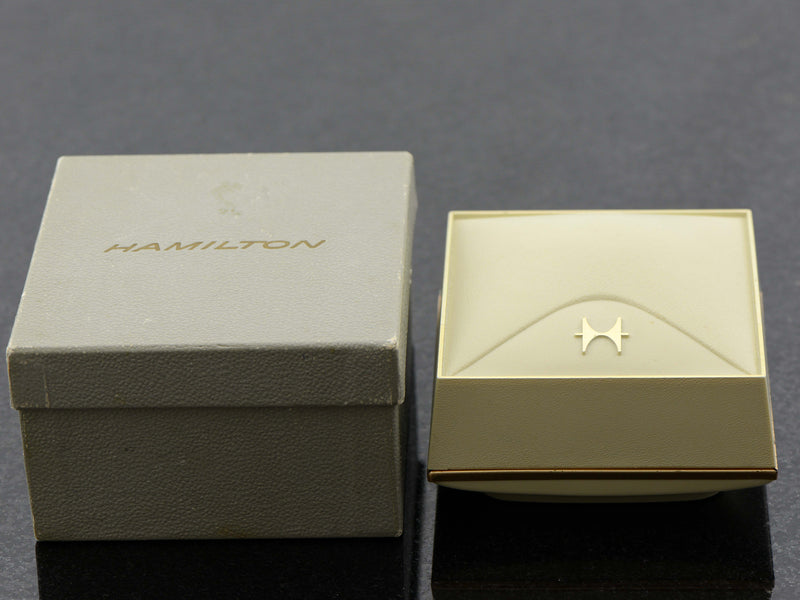 Hamilton Electric Altair With Box & Bracelet