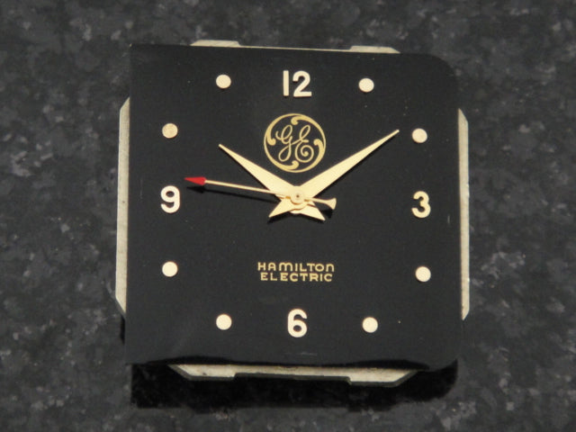 Hamilton Electric GE Victor Watch Dial