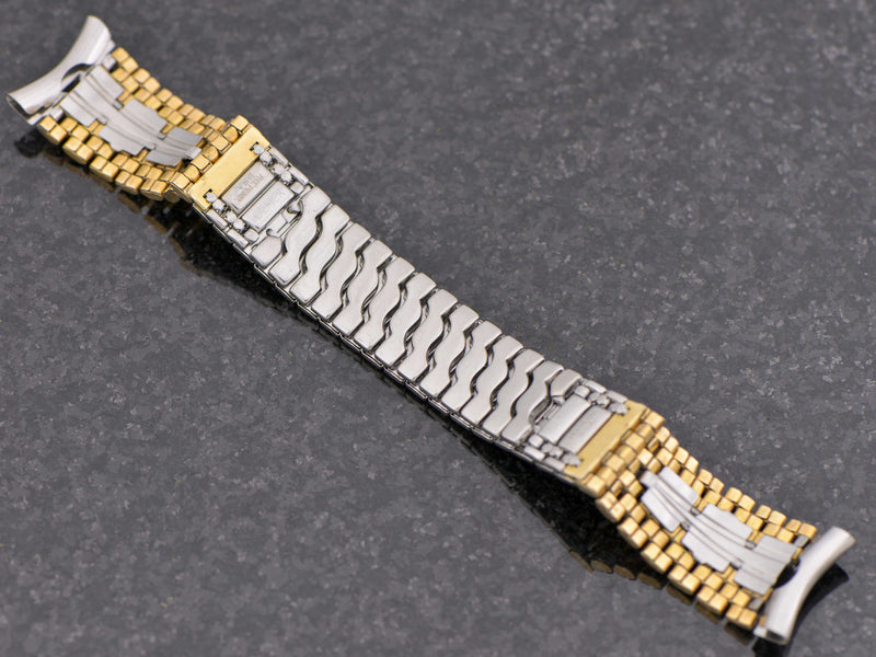 Hamilton Electric Mint Two Tone Converta Bracelet