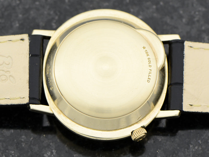 Hamilton Electric Nautilus 405 Watch Caseback
