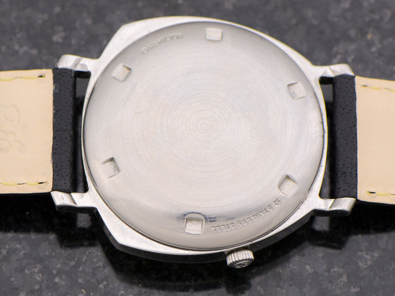 Hamilton Electric Sea-Lectric II watch caseback