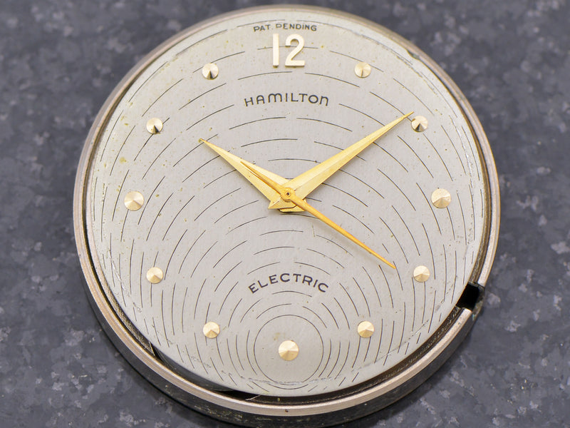 Hamilton Electric Spectra Watch Dial