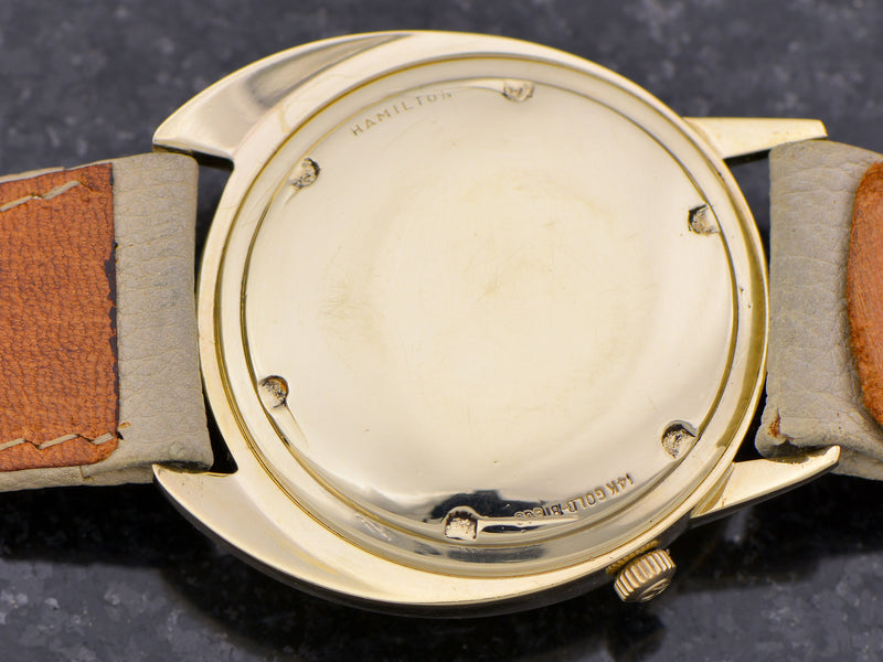 Hamilton Electric Spectra Watch Case Back