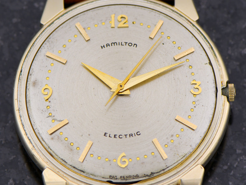 Hamilton Electric Uranus Vintage Watch Dial
