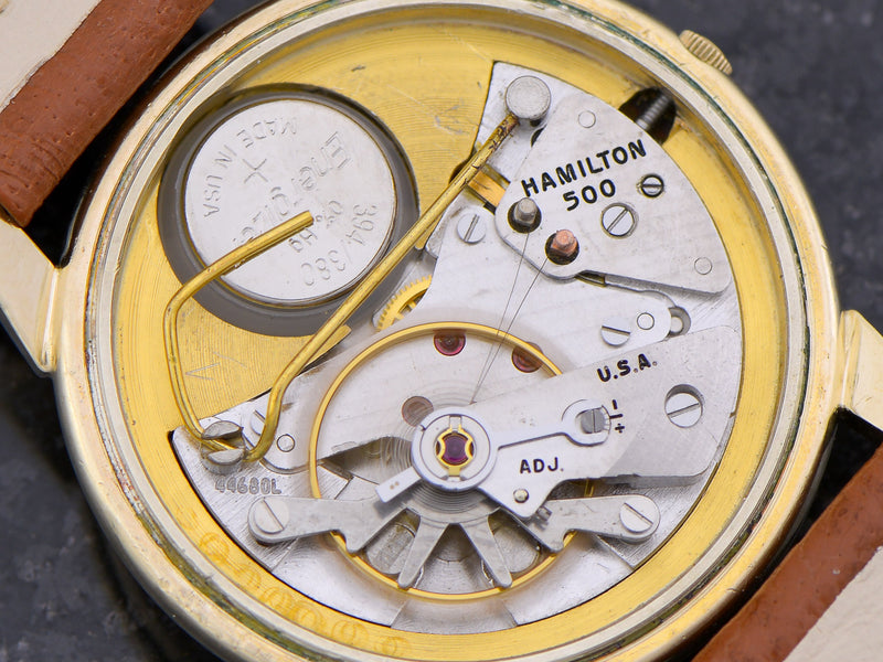 Hamilton Electric Uranus Vintage Watch 500 Hamilton Electric Movement