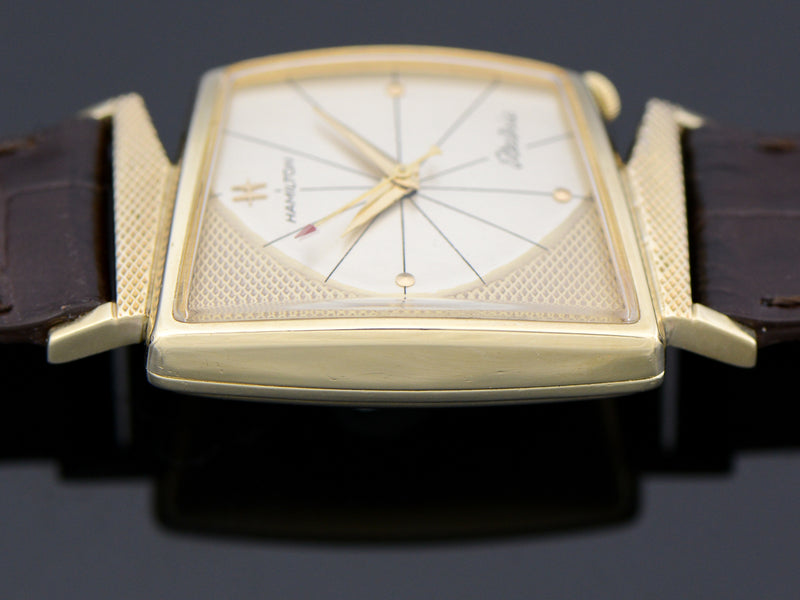 Hamilton Electric Vega Vintage Watch